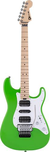 Charvel Pro Mod So Cal 1 HSH Slime Green