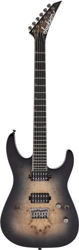 Jackson Pro Series SL2P Soloist HT Black Burst Burl