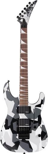 Jackson X Series Soloist SLX DX Winter Camo