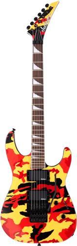 Jackson X Series Soloist SLX DX Multi Camo