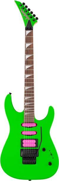 Jackson X Series Dinky DK3XR HSS Neon Green
