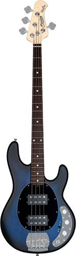 Music Man Sterling Ray4 HH Pacific Blue Burst Satin