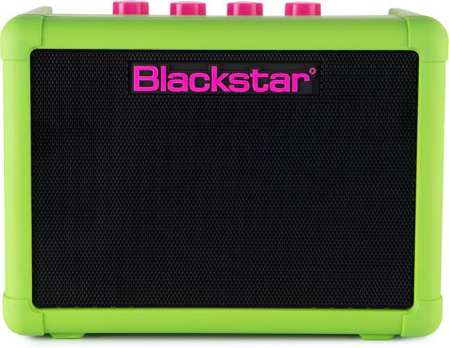 Blackstar FLY 3 Neon Green Combo Practice Amp