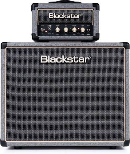 Blackstar HT-1R MkII Head and HT-112OC MkII Cab Bronco Grey
