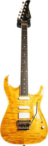 Pensa Guitars MK-1 Classic Plus Amber Knopfler Spec #0931