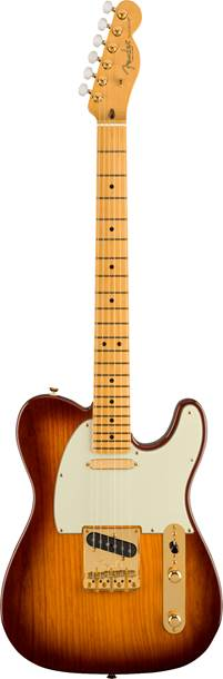 Fender 75th Anniversary Commemorative Telecaster 2 Colour Bourbon Burst Maple Fingerboard