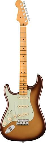 Fender American Ultra Stratocaster Mocha Burst Maple Fingerboard Left Handed
