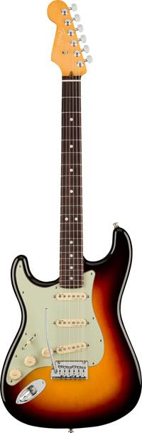 Fender American Ultra Stratocaster Ultraburst Rosewood Fingerboard Left Handed