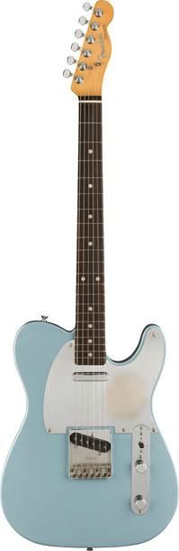 Fender Chrissie Hynde Telecaster Ice Blue Metallic Rosewood Fingerboard