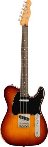 Fender Jason Isbell Telecaster Chocolate Burst Rosewood Fingerboard
