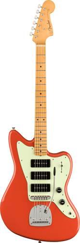 Fender Noventa Jazzmaster Fiesta Red Maple Fingerboard