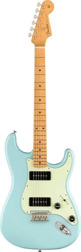 Fender Noventa Stratocaster Daphne Blue Maple Fingerboard