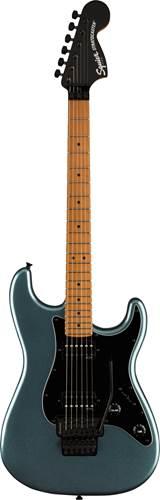 Squier Contemporary Stratocaster HH Floyd Gunmetal Metallic