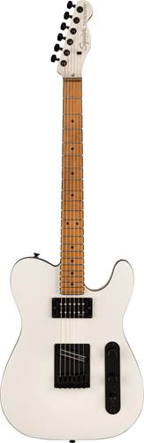 Squier Contemporary Telecaster Pearl White Maple Fingerboard