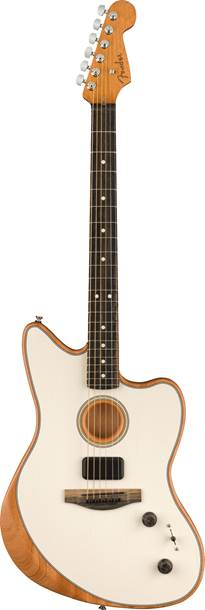 Fender Acoustasonic Jazzmaster Arctic White