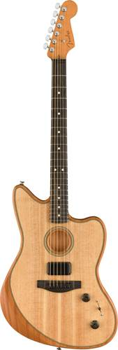 Fender Acoustasonic Jazzmaster Natural