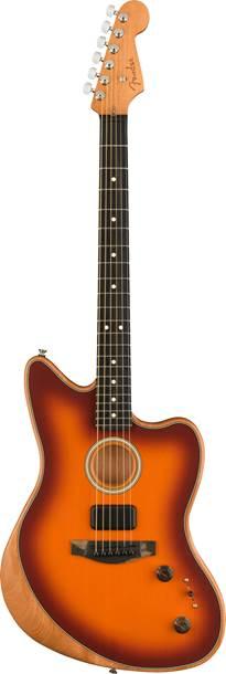 Fender Acoustasonic Jazzmaster Tobacco Sunburst