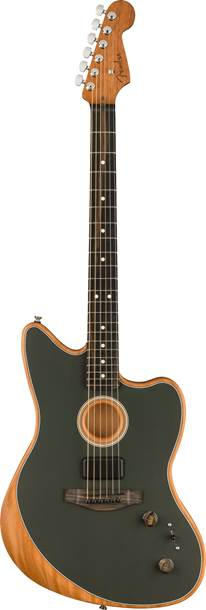 Fender Acoustasonic Jazzmaster Tungsten