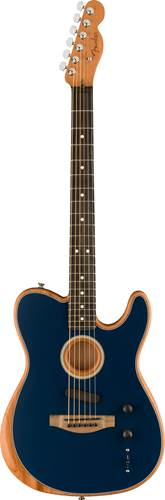 Fender Acoustasonic Telecaster See Through Blue