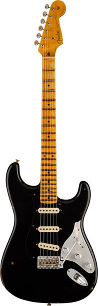 Fender Custom Shop Limited Edition Poblano II Stratocaster Relic Aged Black