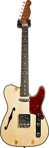 Fender Custom Shop Limited Edition Knotty Tele Thinline Aged Natural #CZ553390