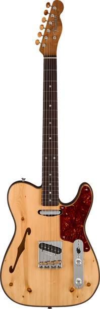 Fender Custom Shop Limited Edition Knotty Telecaster Thinline Aged Natural