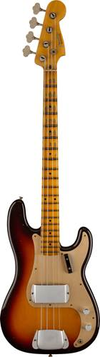 Fender Custom Shop 1959 Precision Bass Journeyman Relic Chocolate 3 Colour Sunburst
