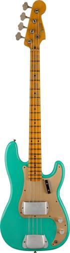 Fender Custom Shop 1959 Precision Bass Journeyman Relic Faded Aged Seafoam Green
