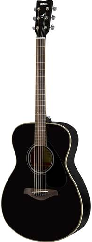 Yamaha FS820 Black Walnut Fingerboard