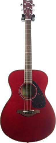 Yamaha FS820 Ruby Red Walnut Fingerboard