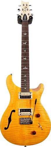 PRS SE Custom 22 Semi Hollow Santana Yellow