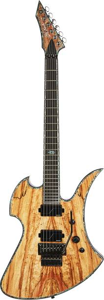 BC Rich Mockingbird Extreme Exotic FR Spalted Maple