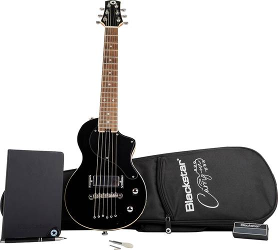 Blackstar Carry-On Travel Pack Black with amPlug