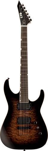 ESP LTD JM-II Josh Middleton Signature Black Shadow Burst