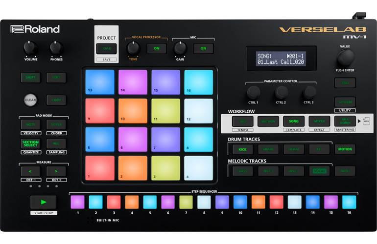 Roland MV-1 Verselab