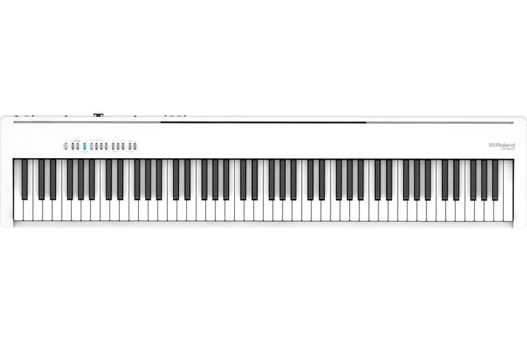 Roland FP-30X White Digital Piano
