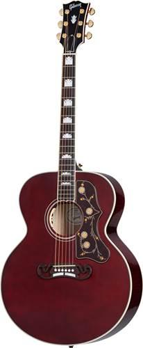 Gibson SJ-200 Standard Maple Wine Red