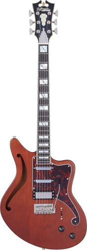 D'Angelico Deluxe Bedford Semi Hollow Matte Walnut