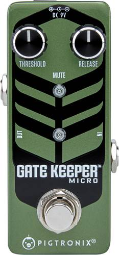 Pigtronix Gate Keeper Noise Gate
