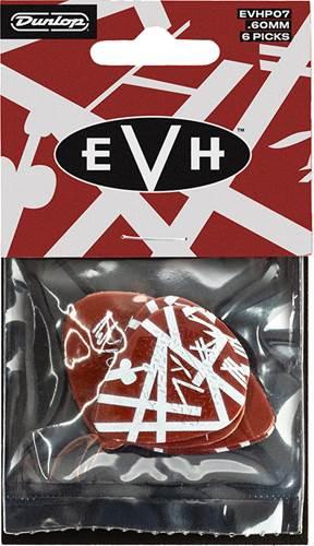 Dunlop EVH Shark Max Grip Picks Pack of 6