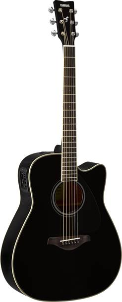 Yamaha FGX820CII Black