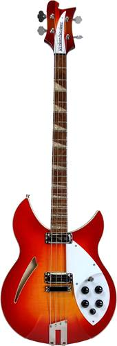 Rickenbacker 4005XC 90th Anniversary Limited Edition Bass Amber FireGlo