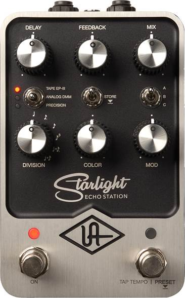 Universal Audio Starlight Echo Station Delay
