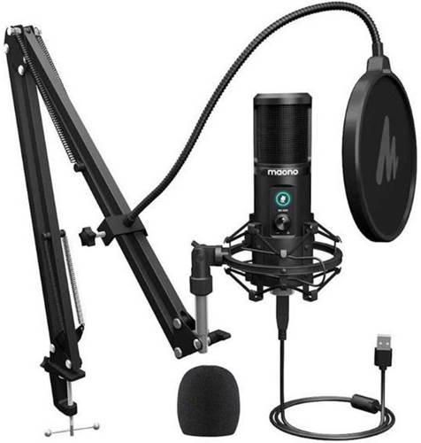 Maono AU-PM421 Podcast Mic Pack