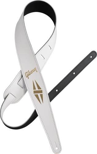 Gibson The Split-Diamond White Strap