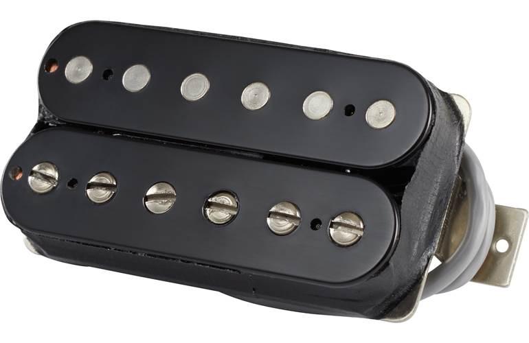 Gibson 498T Hot Alnico Double Black Bridge Pickup