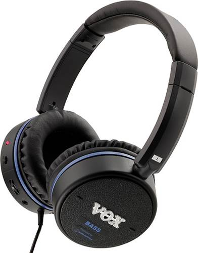 Vox Guitar Headphones VGH Bass