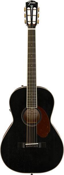 Fender Limited Edition PM-2E Parlor Black Top
