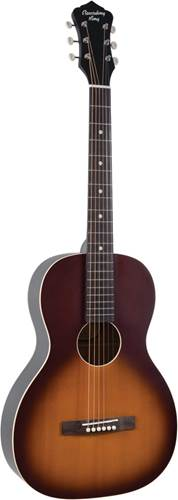 Recording King Dirty 30s RPS-9 Single 0 Solid Top Tobacco Sunburst