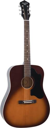Recording King Dirty 30s RDS-9 Dreadnought Solid Top Tobacco Sunburst